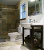 Mr. Loggsdon tub to shower conversion