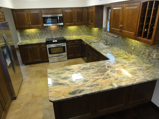 countertops remodeling images Austin, TX | MHM Remodeling