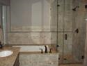 Mr. Plourde Master bathroom remodel