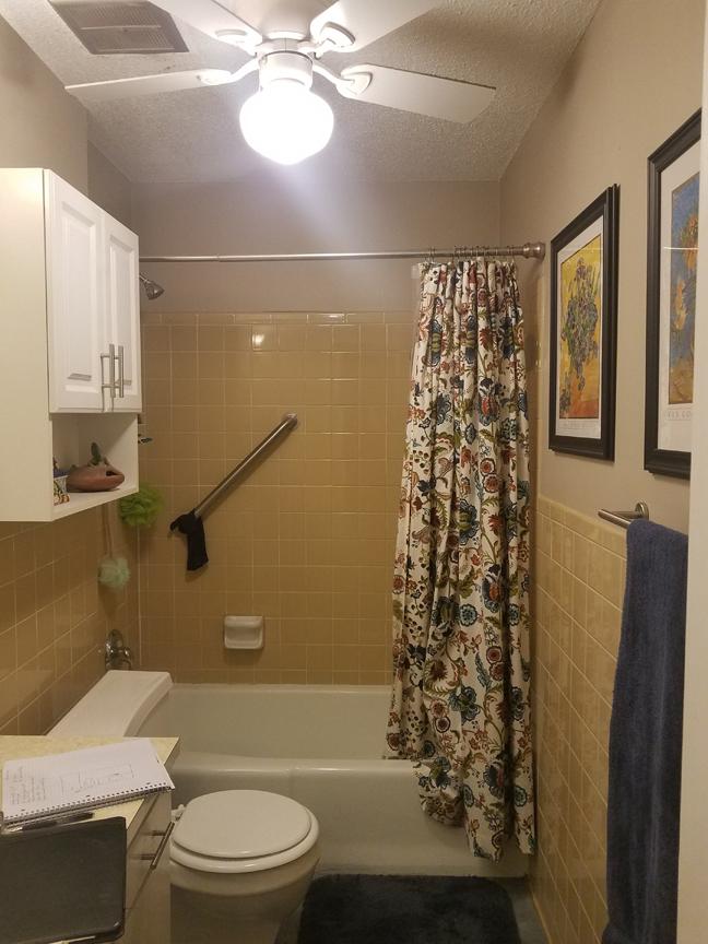 Mr. & Mrs. Shaw Bathroom Remodel