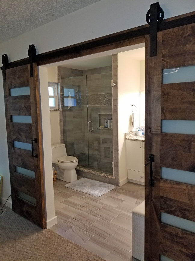 Mr. & Mrs. Hartley Master bathroom remodel