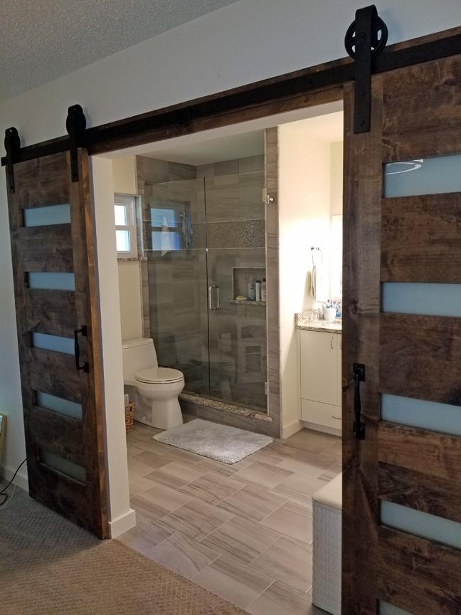 Mr. & Mrs. Hartley Master bathroom remodel