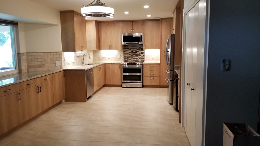 Mr. & Mrs. Hartley Kitchen remodel