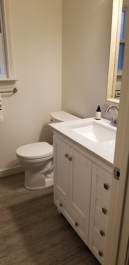 Mr. & Mrs. Doyle Bathroom Remodel