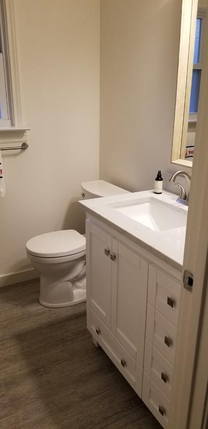 Mr. & Mrs. Doyle Bathroom Remodel