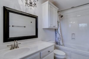 over toilet cabinets austin