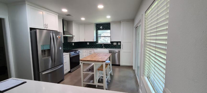 R. McAdams Kitchen remodel